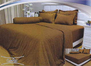 sprei Internal Vallery Cofee