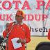 Peringati HPSN 2019,   Wali Kota Padang :Mari Kelola Sampah Untuk Hidup Bersih, Sehat dan Bernilai