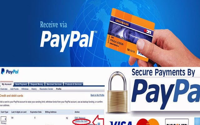 How to Link and Get your Paypal Account Verified with UnionBank's EON Visa Debit Card Easily