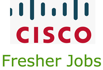 Cisco Jobs for Freshers
