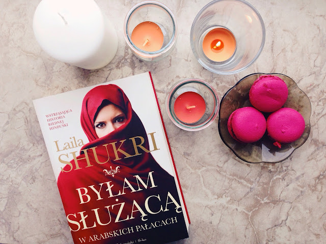"""#27 """"Byłam służącą w arabskich pałacach"""" by Laila Shukri"""