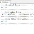 Encrypt And Decrypt Data Using Certificate In SQL Server