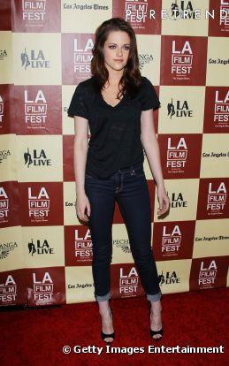 Look à recréer : Kristen Stewart