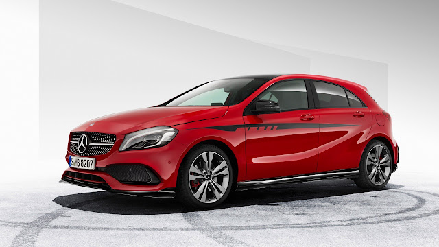 2016 mercedes benz a250 amg body kit