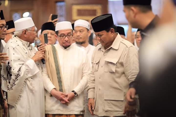 Nama Masjid Nurul Wathon Adalah Pemberian Ust Adi Hidayat