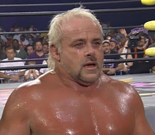 WCW Bash at the Beach 1997 - Kevin Sullivan