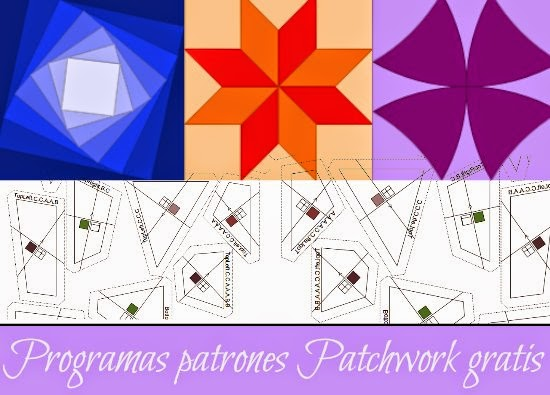 patchwork, aplicación, programa, software, labores