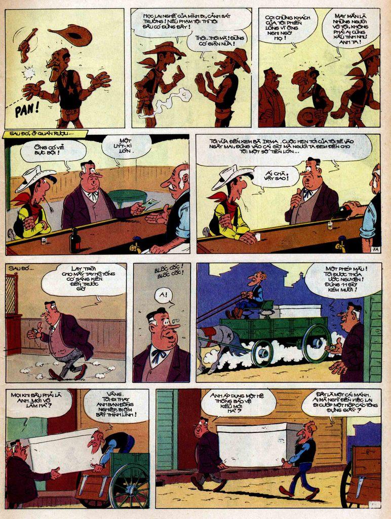Lucky Luke tap 10 - xem boi trang 7