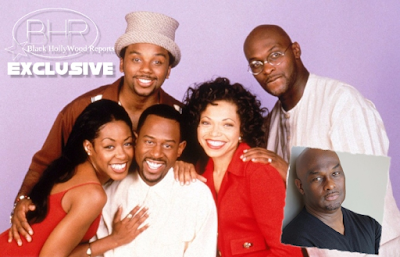 The Cast Of Martin Come Together For The Burial Of Tommy Ford