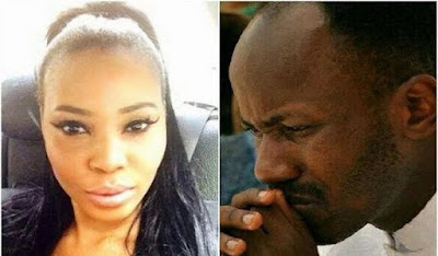 BREAKING News: Stephanie Otobo Files $5m Lawsuit Against Apostle Suleman in Canada