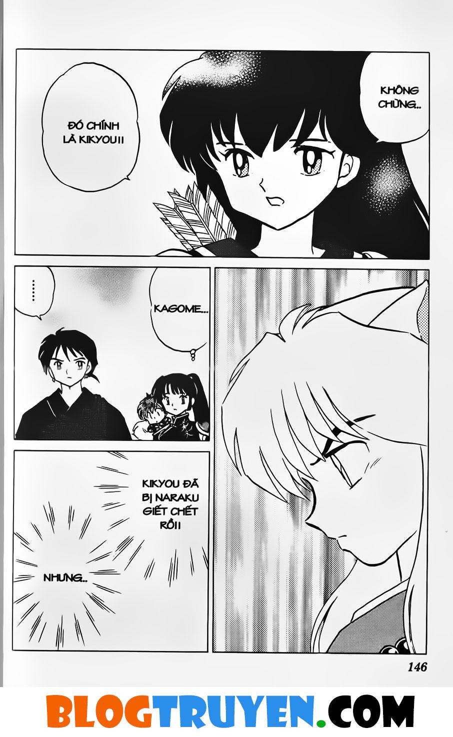Inuyasha vol 31.8 trang 15