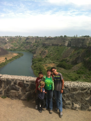 RVing with the Rakis - 9 Week Vacation - Road Trip through western states of Colorado, Arizona, Utah, Idaho, Oregon and California