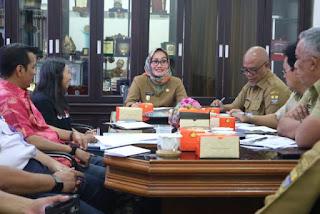 Ojol Siap mendukung Program Sehati pemerintah Kota Cirebon