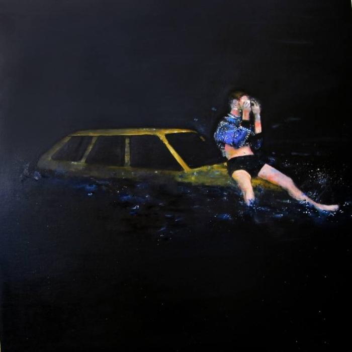 Живые картины. Sara Roberts