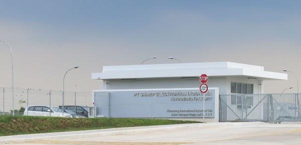 Loker Operator Produksi   PT. Sharp Electronics Indonesia - KIIC Karawang Februari 2018