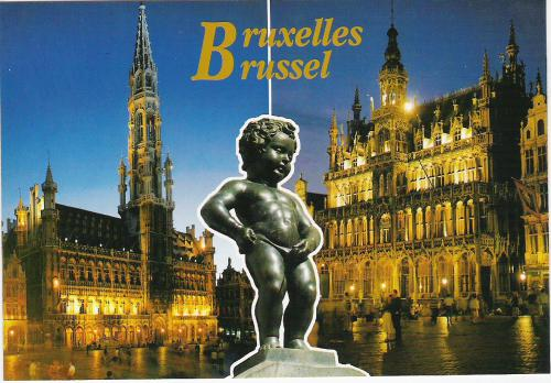 Belgien Post
