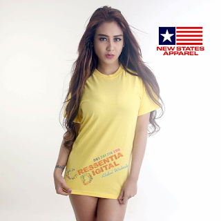 Baju Polos NEW STATES APPAPREL ORIGINAL Model 2