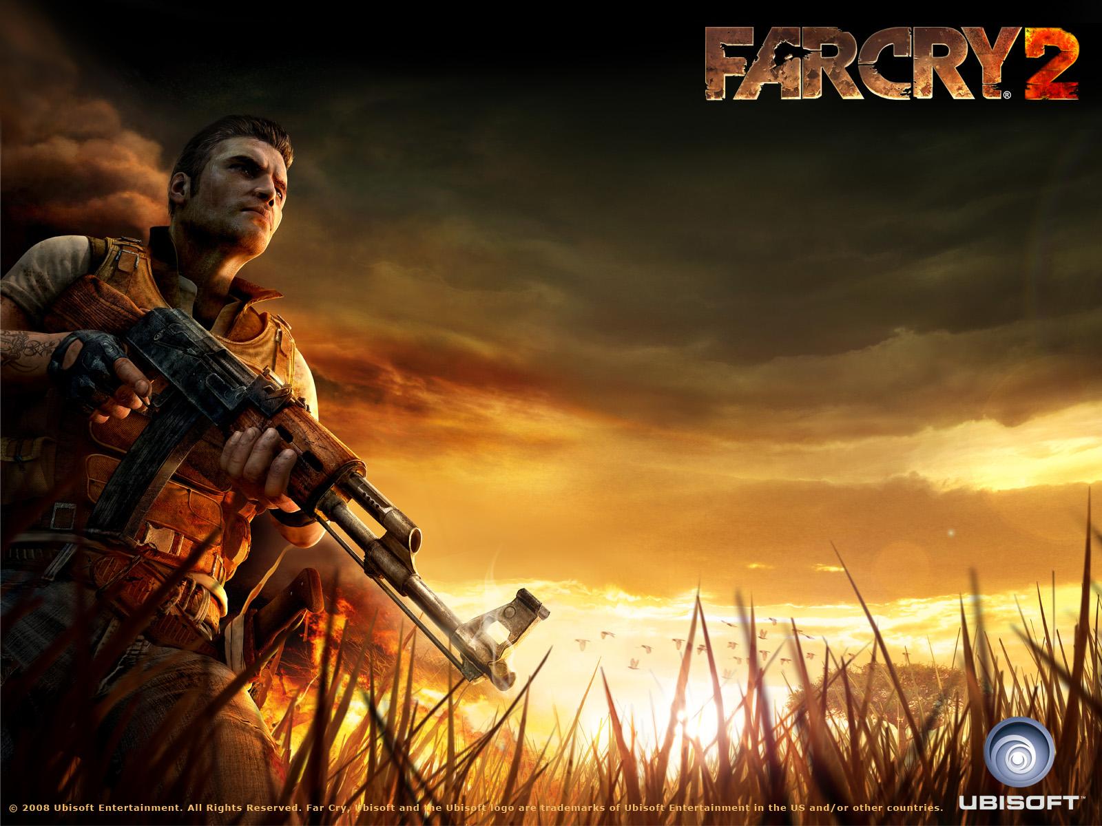 Maritza Craig: Far Cry 2 Wallpaper