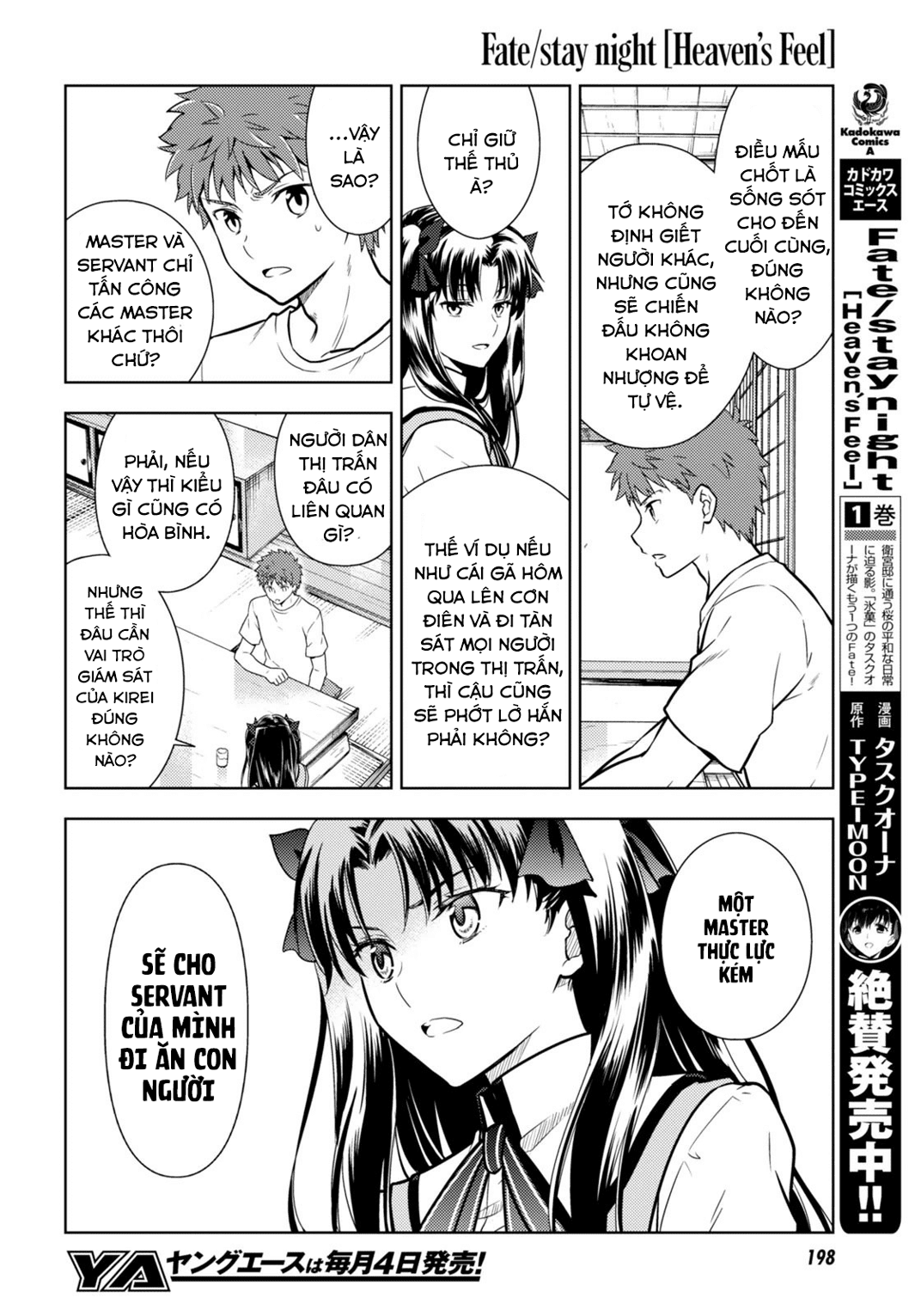 Fate/stay night Heaven's Feel chap 12 page 11 - IZTruyenTranh.com