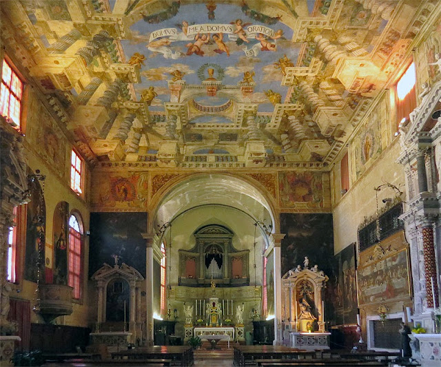 Church of Sant'Alvise, Campo Sant'Alvise, Cannaregio, Venice