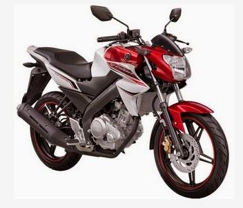 Harga Yamaha New Vixion Red Lightning