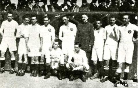برشلونة وريال مدريد 1902