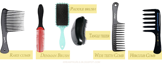 Hair Tip Monday: Choosing the right detangling tool
