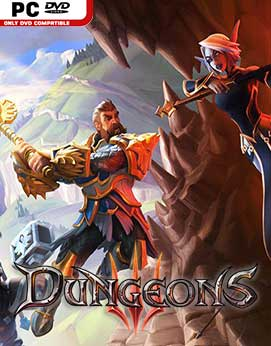 Dungeons 3 PC [Full] [Español] [MEGA]