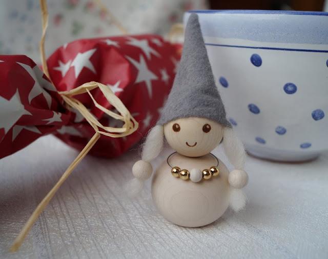 Rezept: Risalamande, das dänische Weihnachts-Dessert. Das Mandelgeschenk bzw. die Mandelgave sind fester Bestandteil der Tradition in Dänemark. Und nicht vergessen, dem Weichnachts-Wichtel auch etwas abzugeben!