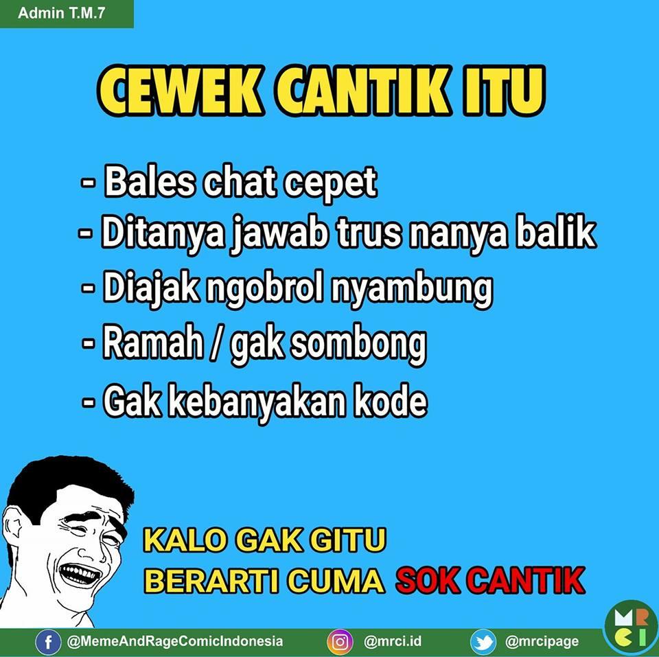 Kumpulan Gambar Kata Kata Lucu Nunggu Chat