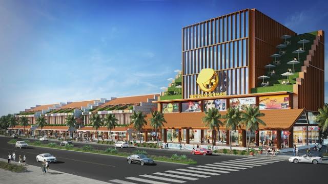 Dự án Vietnam Square Mũi Né Phan Thiết