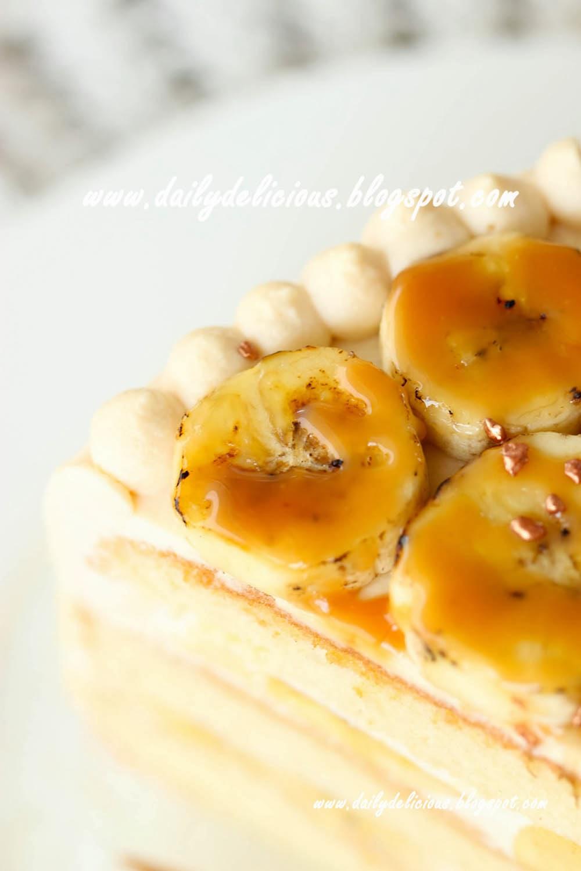 Soft Delicious Vanilla Cake Recipe