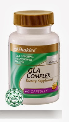 GLA complex kulit cantik