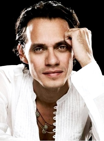 Foto al rostro de Marc Anthony