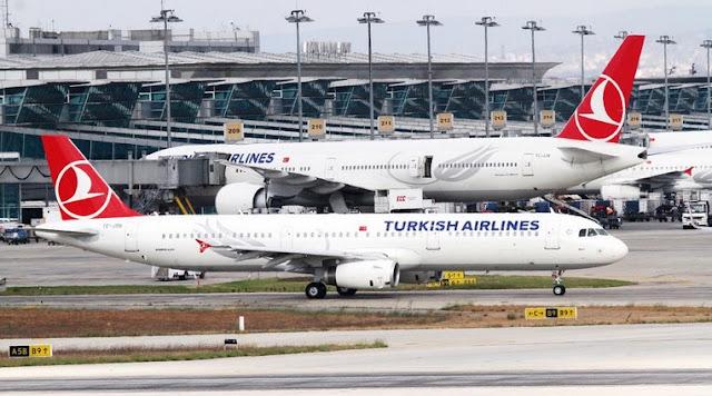 Turkish Airlines Resmi di Terminal 3 Soekarno Hatta
