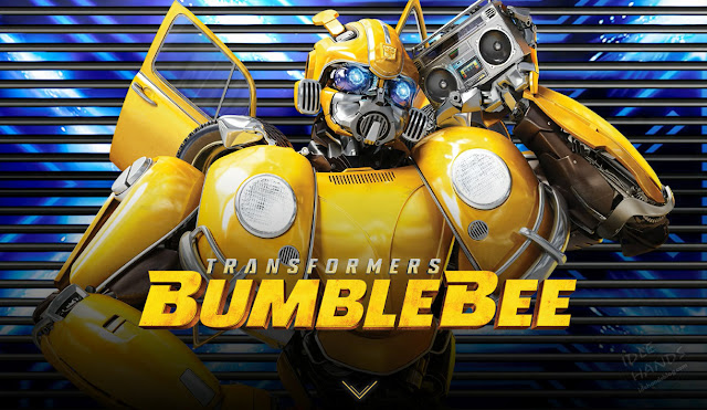 Hasbro Transformers Bumblebee Movie Toys