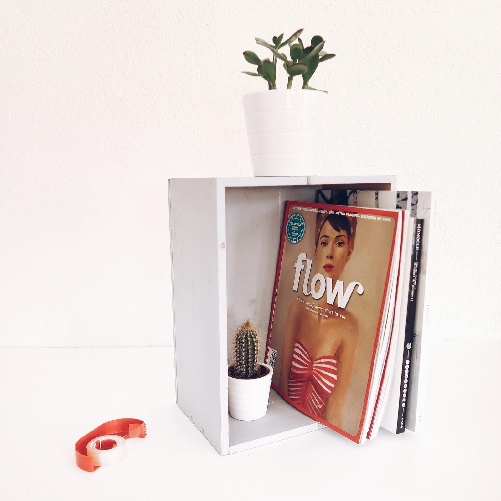 Novo DIY sobre reutilizar uma caixa de vinhos e utilização do novo estúdio