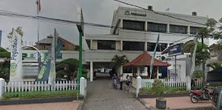 Kantor Pegadaian Jalan Pungkur Bandung
