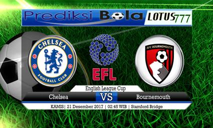 PREDIKSI SKOR Chelsea vs Bournemouth 21 Desember 2017