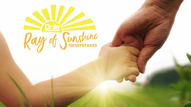 DOLE RAY OF SUNSHINE SWEEPSTAKES