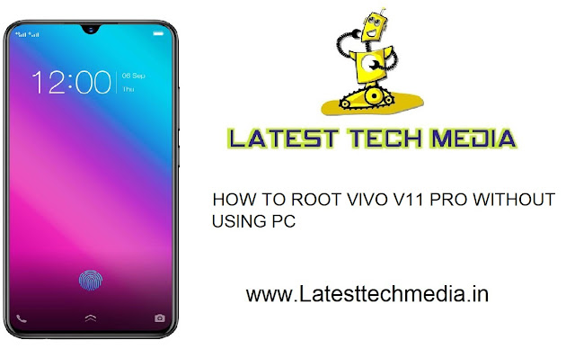 HOW TO ROOT VIVO V11 PRO WITHOUT USING PC| VIVO V11 PRO ROOT WITHOUT PC
