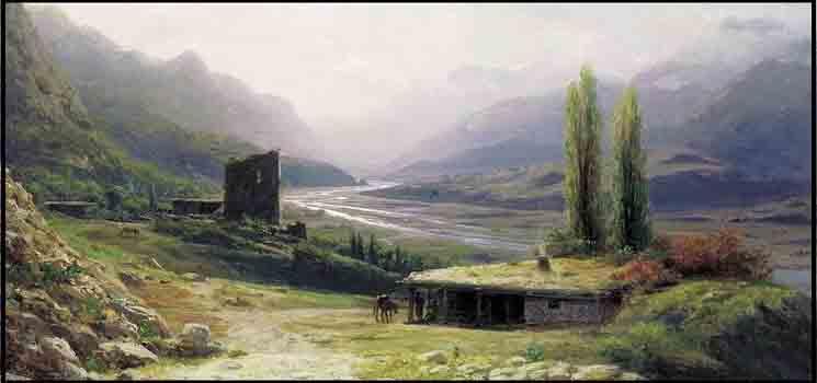 MENGGAMBAR RUMAH: Sahabat Pedih, 1.000 Tahun
