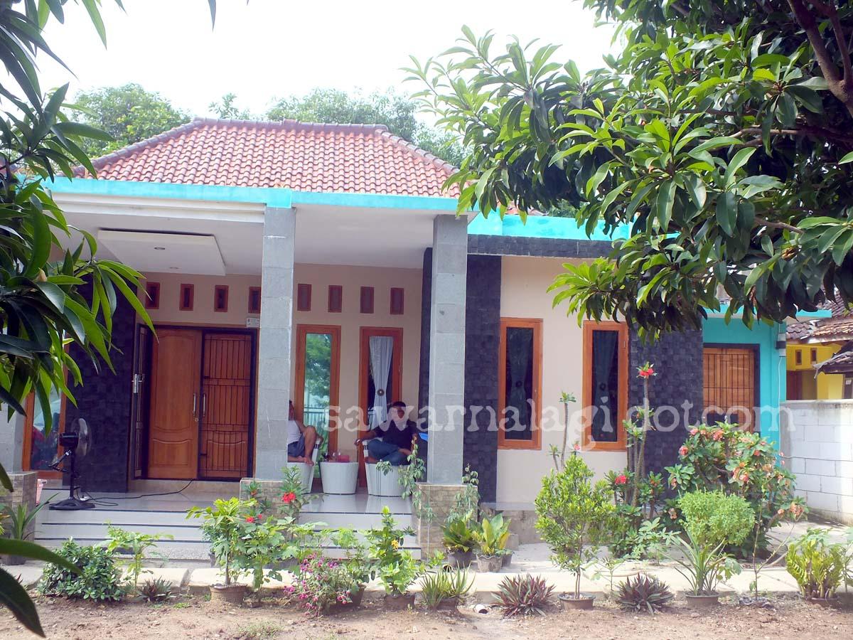 penginapan villa  dan Hotel Usep Homestay sawarna