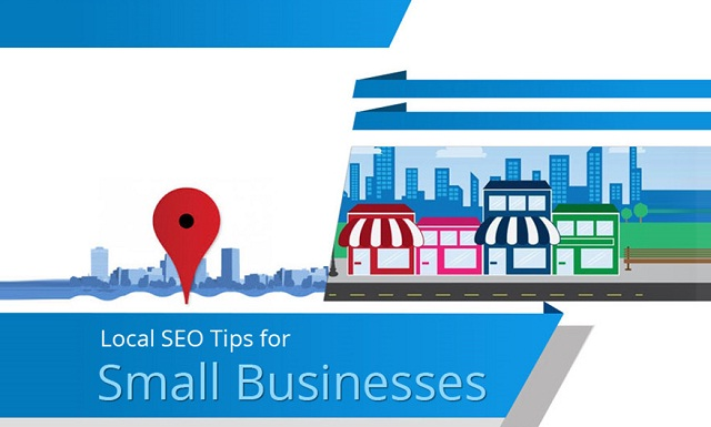 Local Seo Tips For Small Business Infographic Visualistan