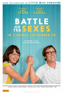 Battle of the Sexes 2017 Dual Audio Hindi Bluray 200Mb hevc