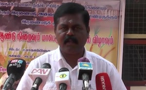 Special meeting for consider compensation for farmers in Kilinochchi