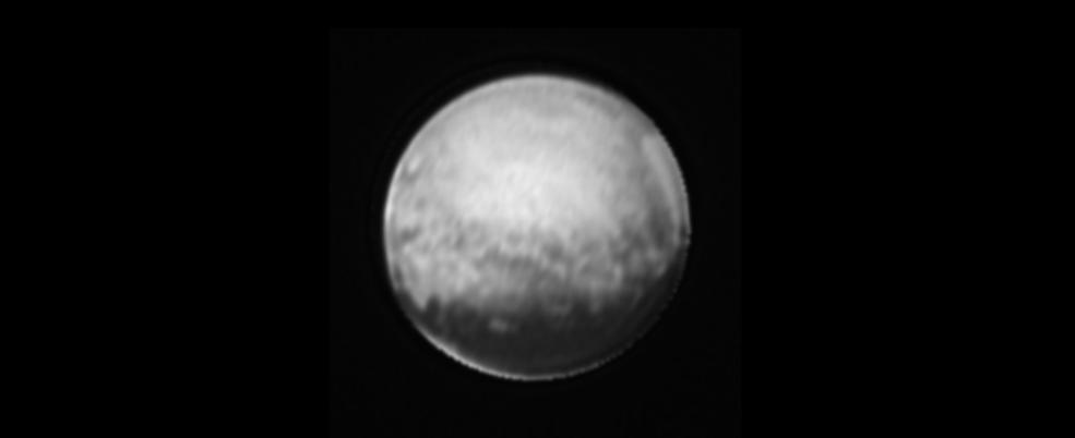 Kerberos Moon Of Plluto: Sacerdotus: New Horizons Gets Closer To Pluto & Charon