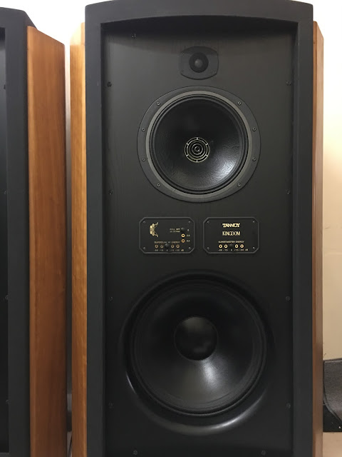 Loa Tannoy King dom 18 - Made in England