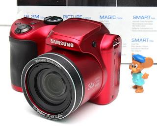 Kamera Second - Samsung WB100