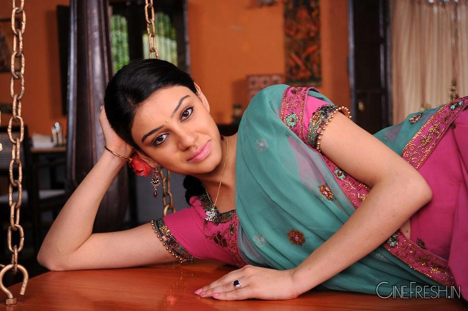 Telugu Actress Jyothi In Blue Salwar: Telugu Actress Shobana Half Saree Hot Sexy Spicy Cute